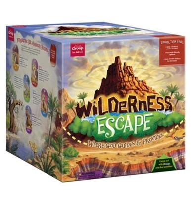 Wilderness Escape Ultimate Starter Kit (Kit)