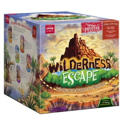 Wilderness Escape Ultimate Starter Kit plus Digital (Kit)