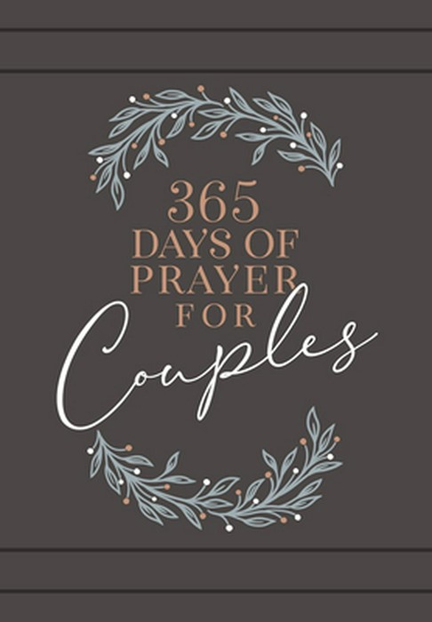 365 Days of Prayer for Couples (Imitation Leather)