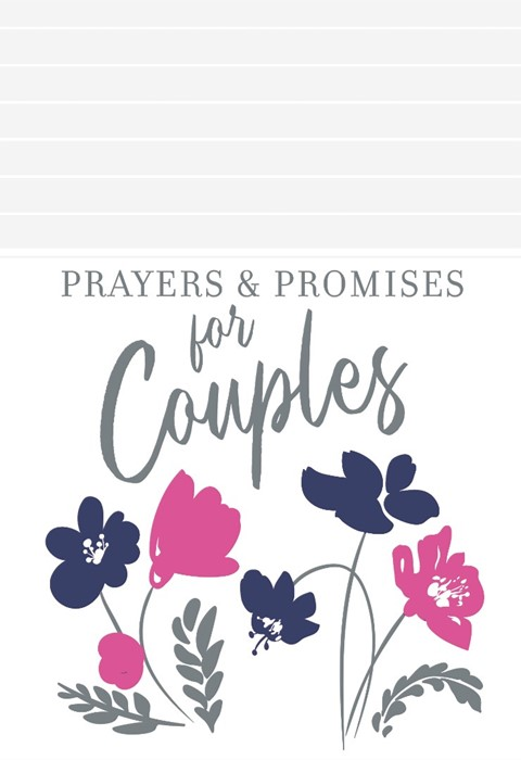 Prayers & Promises for Couples (Imitation Leather)