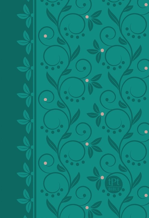 TPT Compact New Testament, Teal (Imitation Leather)