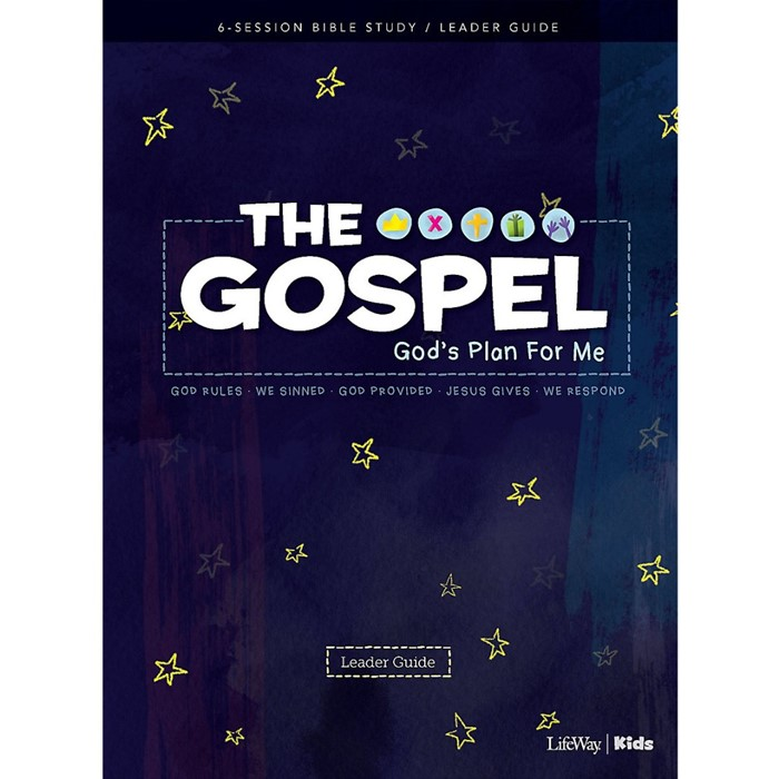 Gospel, The: God's Plan for Me Leader Guide (Paperback)
