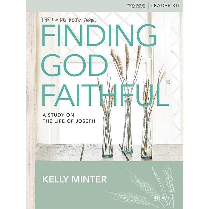 Finding God Faithful Leader Kit (Kit)