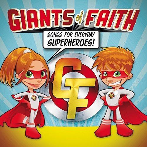 Giants Of Faith CD (CD-Audio)