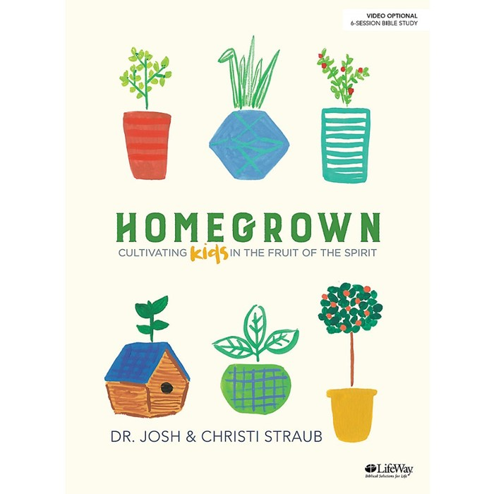 Homegrown Bible Study Book (Paperback)