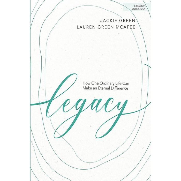 Legacy Bible Study Book (Paperback)