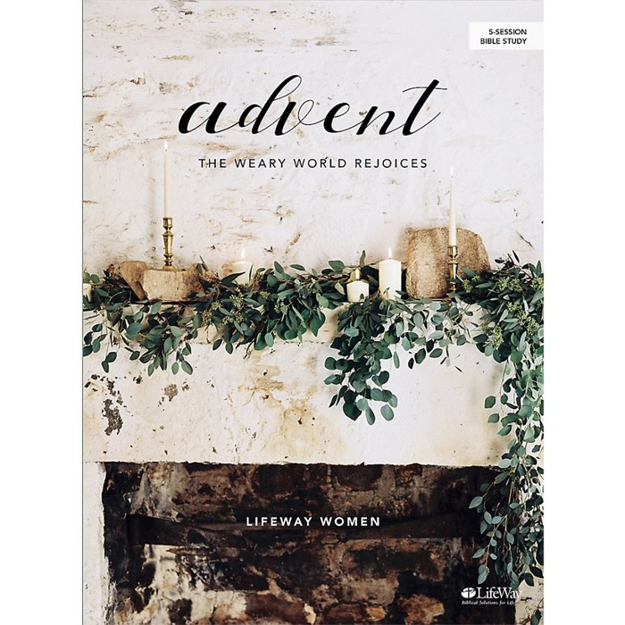 Advent Bible Study Book (Paperback)