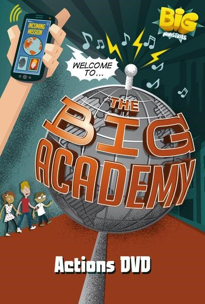 Welcome to the Big Academy DVD