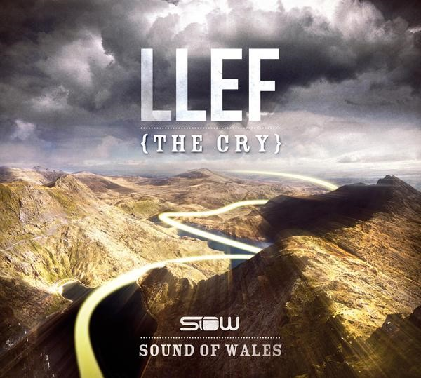 Llef (The Cry) CD (CD-Audio)