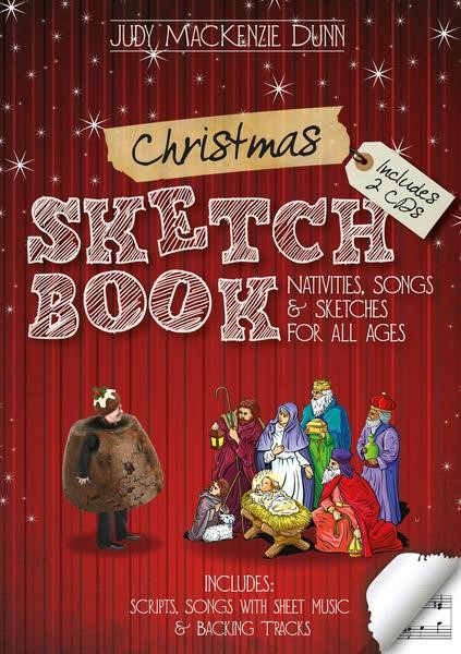 Christmas Sketchbook (Paperback)
