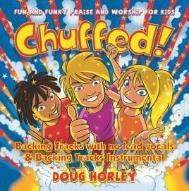 Chuffed Backing Tracks and Instruemntal Backing Tracks CD (CD-Audio)