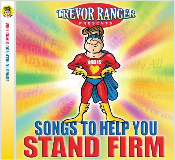 Trevor Ranger Presents... CD (CD-Audio)