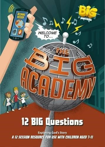 Welcome to the Big Academy (Paperback)