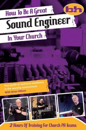 How to Be a Great Sound Engineer in Your Church DVD (DVD)