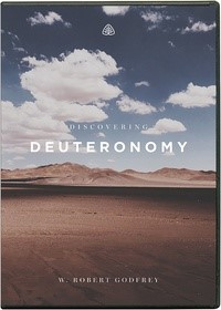 Discovering Deuteronomy DVD (DVD)