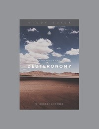 Discovering Deuteronomy (Paperback)