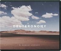 Discovering Deuteronomy CD (CD-Audio)