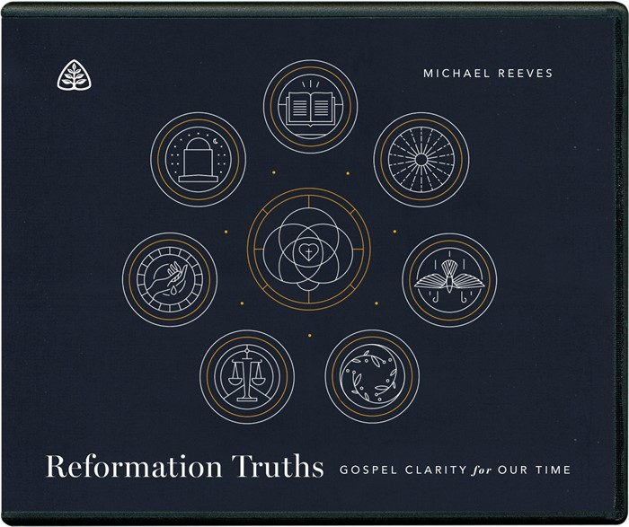 Reformation Truths CD (CD-Audio)