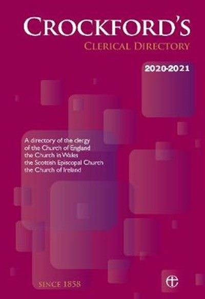 Crockford's Clerical Directory 2020-2021 (Paperback)