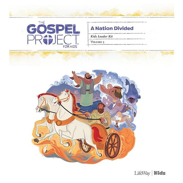 Gospel Project: Kids Leader Kit, Fall 2019 (Kit)