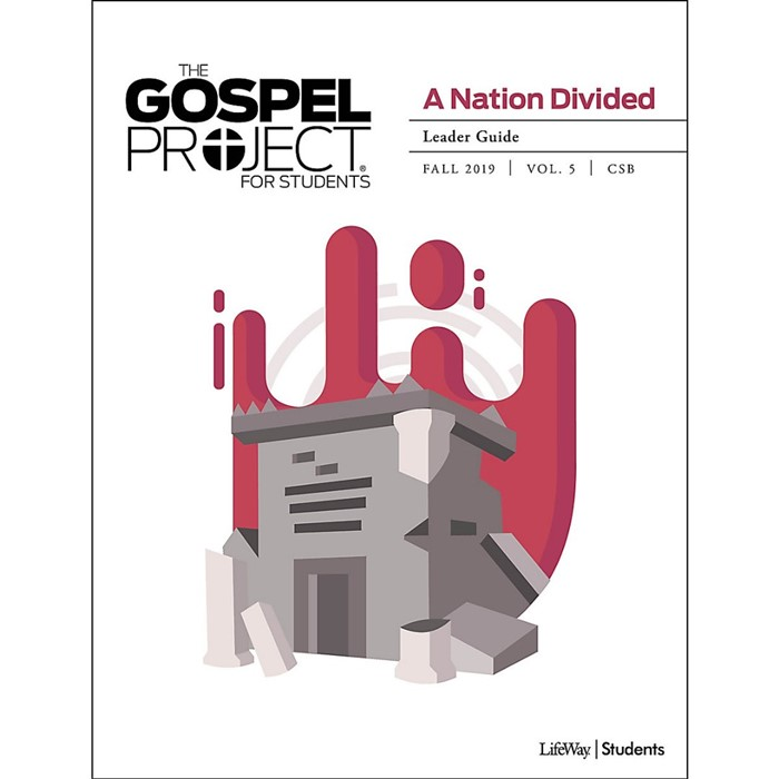 Gospel Project for Students: Leader Guide, Fall 2019 (Paperback)