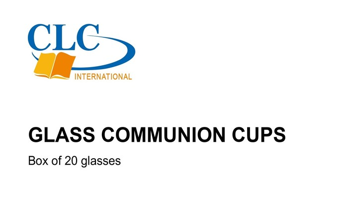 Communion Supplies - All Church Supplies: CLC Bookshops