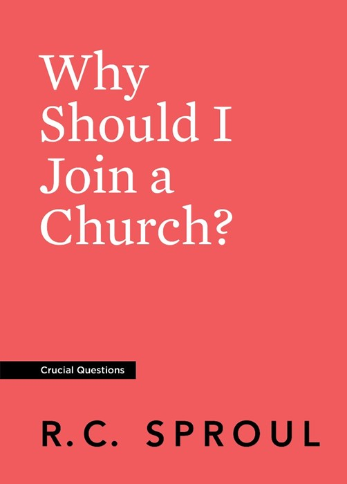 Why Should I Join a Church? (Paperback)