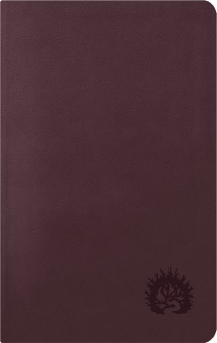 ESV Reformation Study Bible, Plum (Imitation Leather)