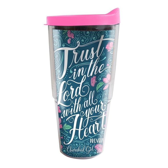 Trust in the Lord Acrylic Tumbler