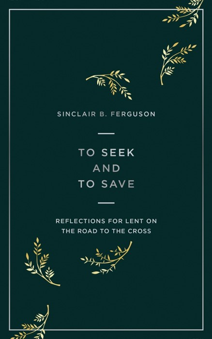 To Seek and to Save (Paperback)