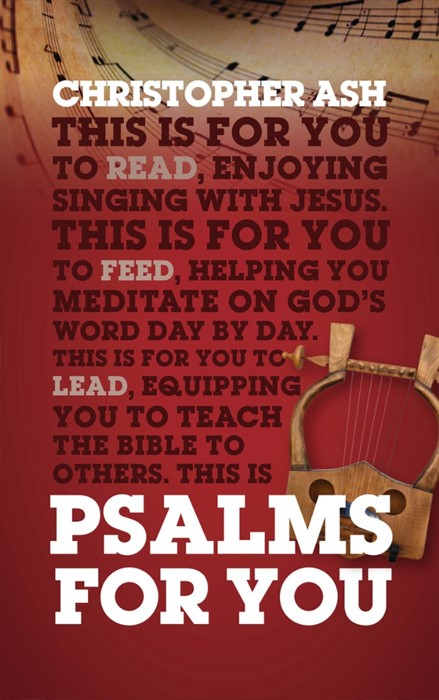 Psalms For You (Paperback)