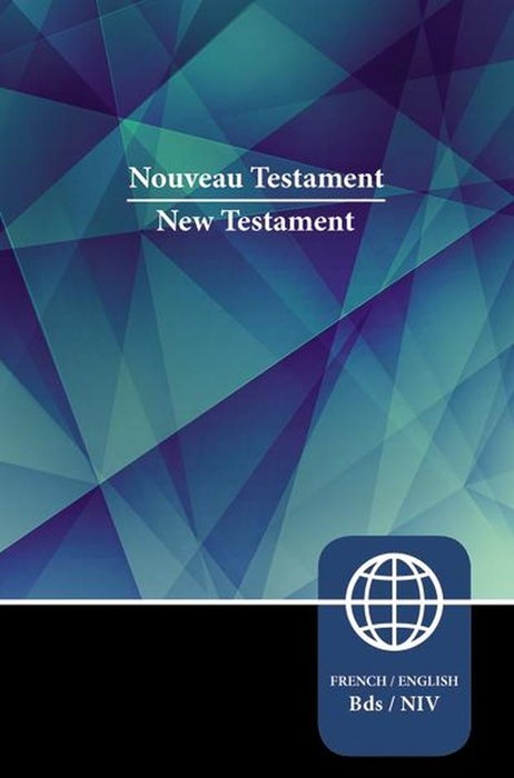 French-English Semur NIV Bilingual New Testament (Paperback)