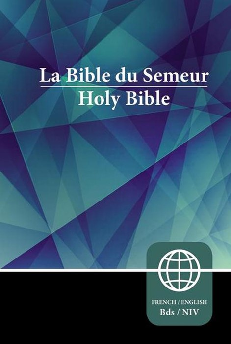 French-English Semeur NIV Bilingual Bible (Paperback)
