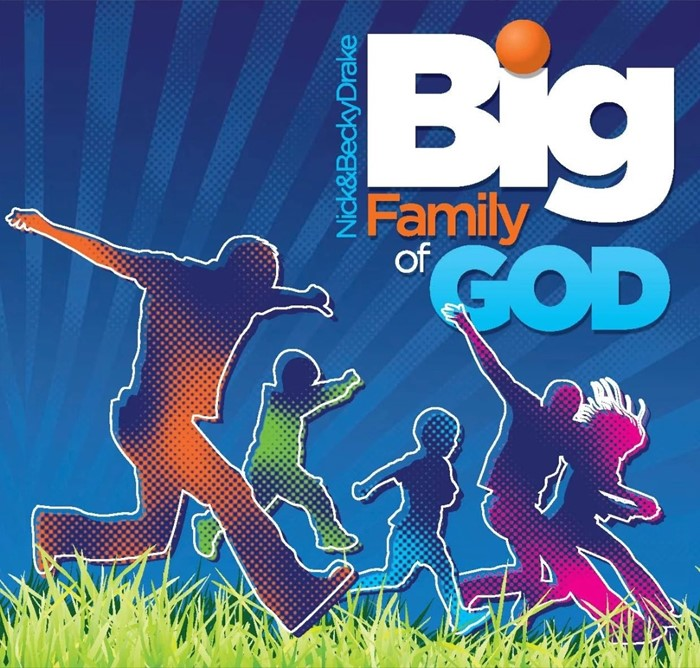Big Family of God CD (CD-Audio)
