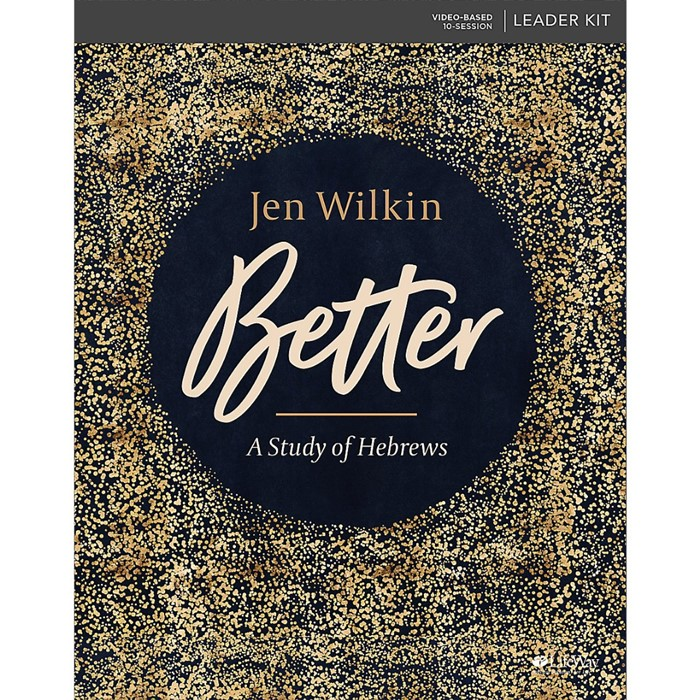Better: A Study of Hebrews Leader Kit