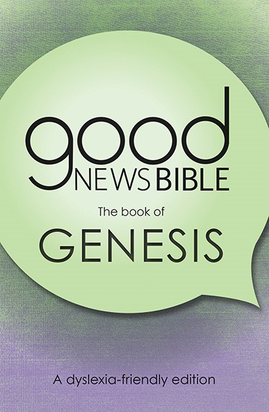 GNB The Book of Genesis (Dyslexia Friendly) (Paperback)