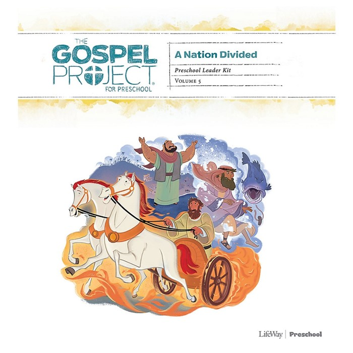 Gospel Project: Preschool Leader Kit, Fall 2019 (Kit)