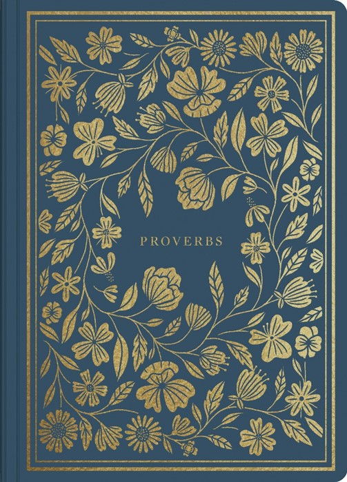 ESV Illuminated Scripture Journal: Proverbs (Paperback)