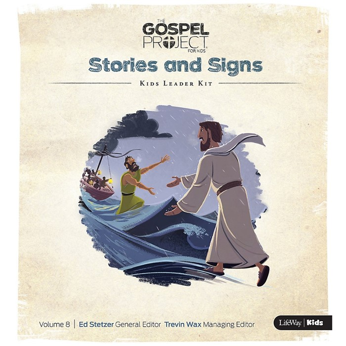 Gospel Project: Kids Leader Kit, Summer 2017 (Kit)