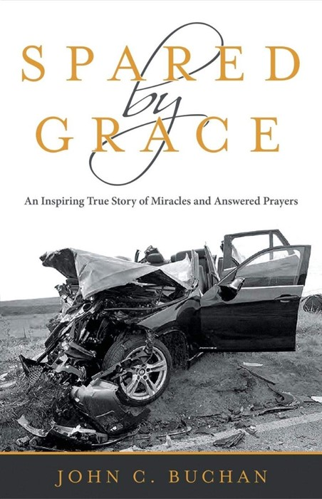 Spared by Grace (Paperback)