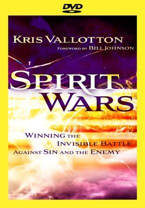 Spirit Wars DVD (DVD)