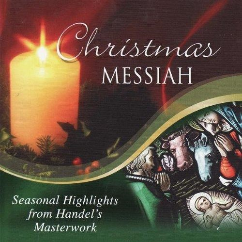 Christmas Messiah CD (CD-Audio)