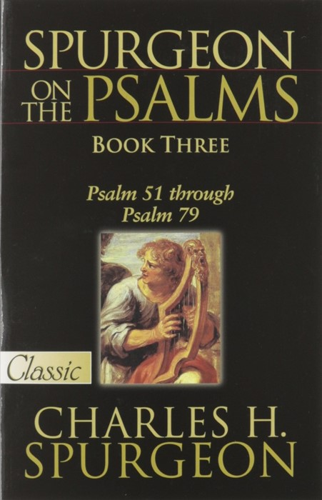 Spurgeon on the Psalms, Book Three (Paperback)