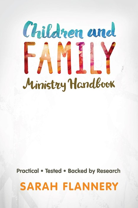Children and Family Ministry Handbook (Paperback)