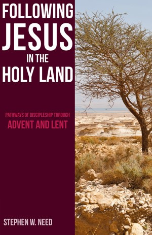 Following Jesus in the Holy Land (Paperback)