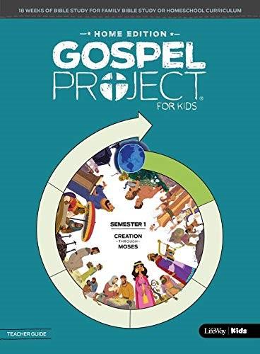 Gospel Project Home Edition: Teacher Guide, Semester 1 (Paperback)