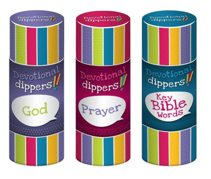 Devotional Dippers (Other Merchandise)