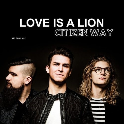Love is a Lion CD (CD-Audio)