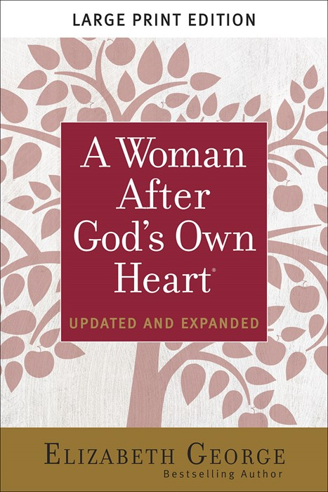 Woman After God's Own Heart® Large Print, A (Paperback)