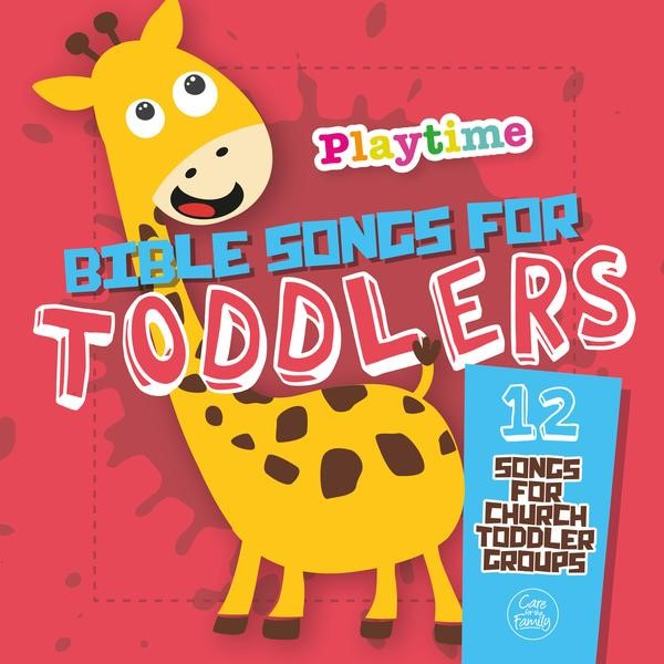 Playtime: Bible Songs for Toddlers CD (CD-Audio)